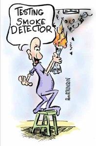 smoke detector copy