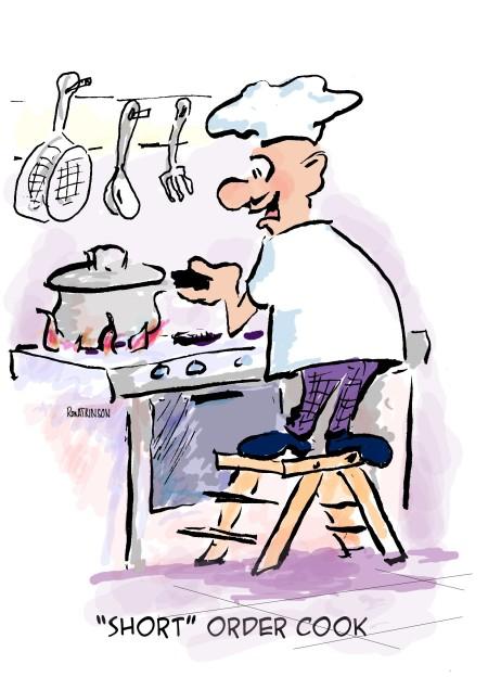 Short order cook (2)